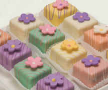 Petit Fours Delivery Online