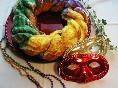 King Cakes History