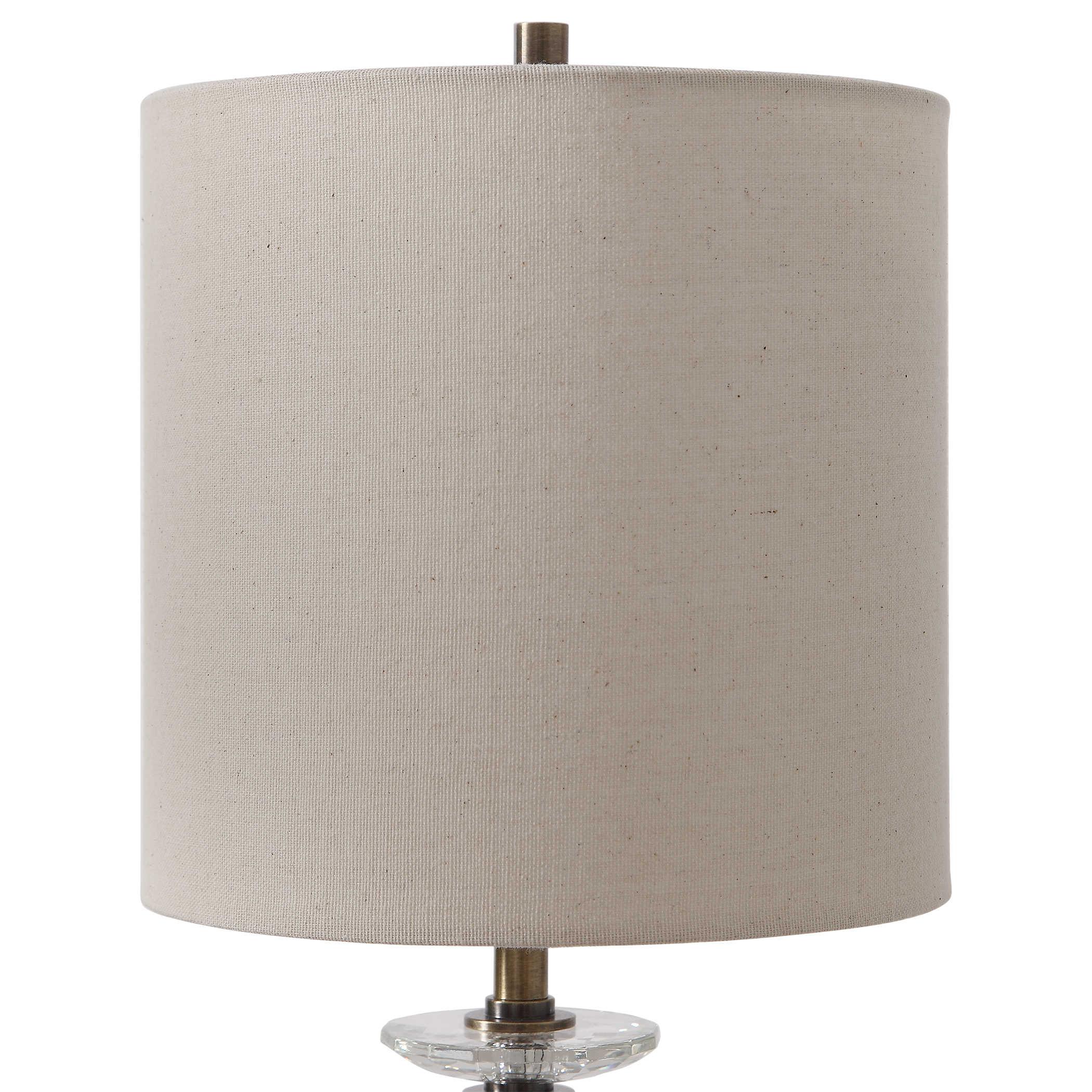 Uttermost Parnell Industrial Buffet Lamp | eBay