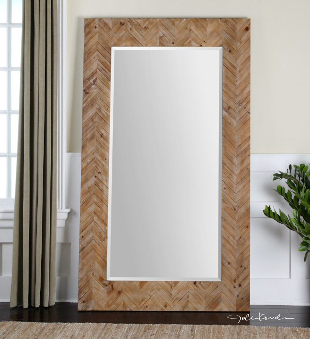 Details About Oversized Dressing Leaner Large Wood Wall Floor Mirror Xl 74