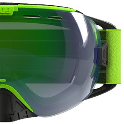 509 Revolver Goggle - Lime