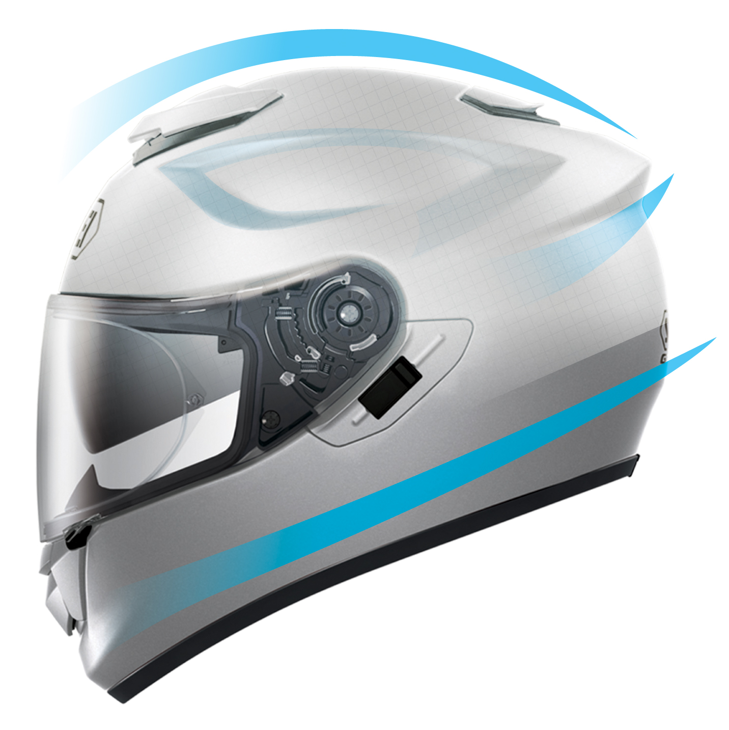 Shoei Helmet Aerodynamics