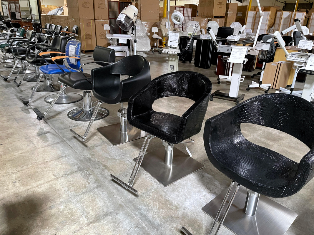 Salon Equipment and Furniture Clearance Deals