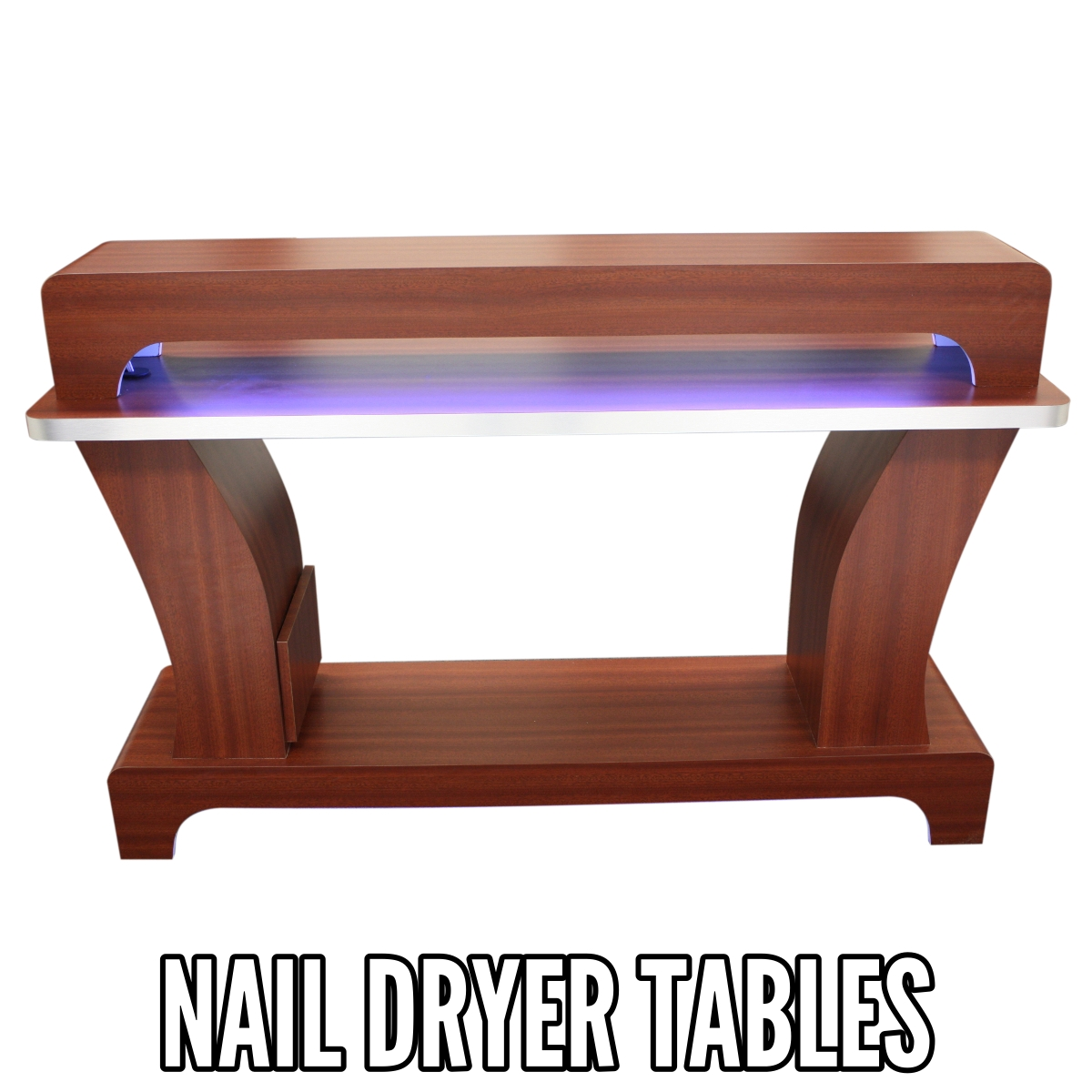 Nail Dryer Tables | Professional Nail Salon Furniture | CCI Beauty
