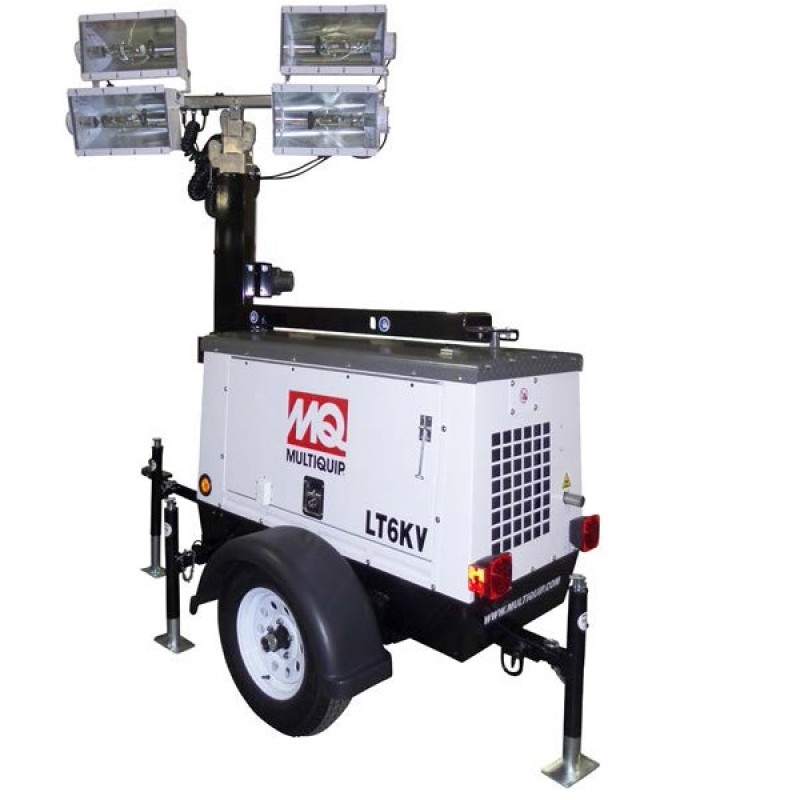 MQ Towable Diesel Light Towers
