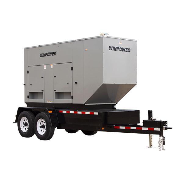 Winco Mobile Towable Diesel Generators