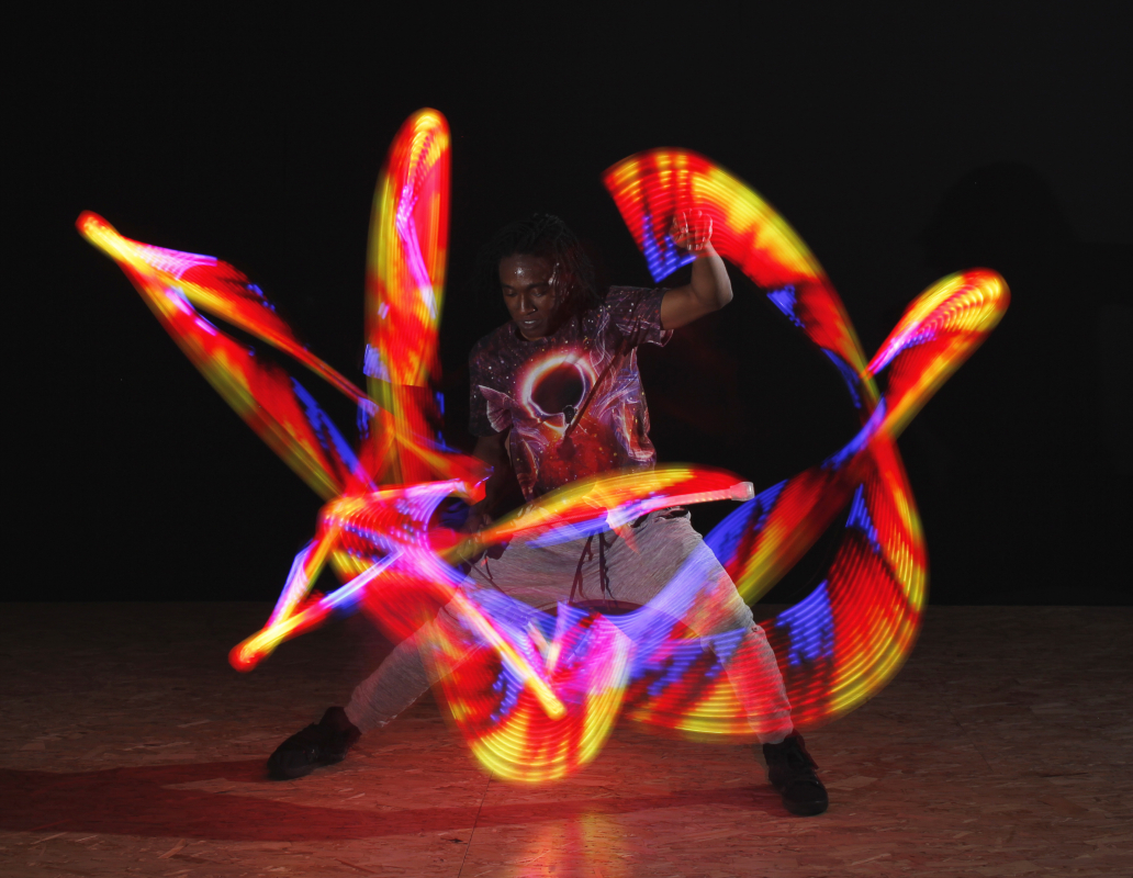 featured artist :: Ty Roachford - PropDanceCulture