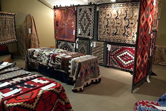 Annual Navajo Rug Auction in Oklahoma City April 21-22, 2017