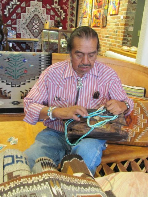 Trading Turquoise with Ray Lovato