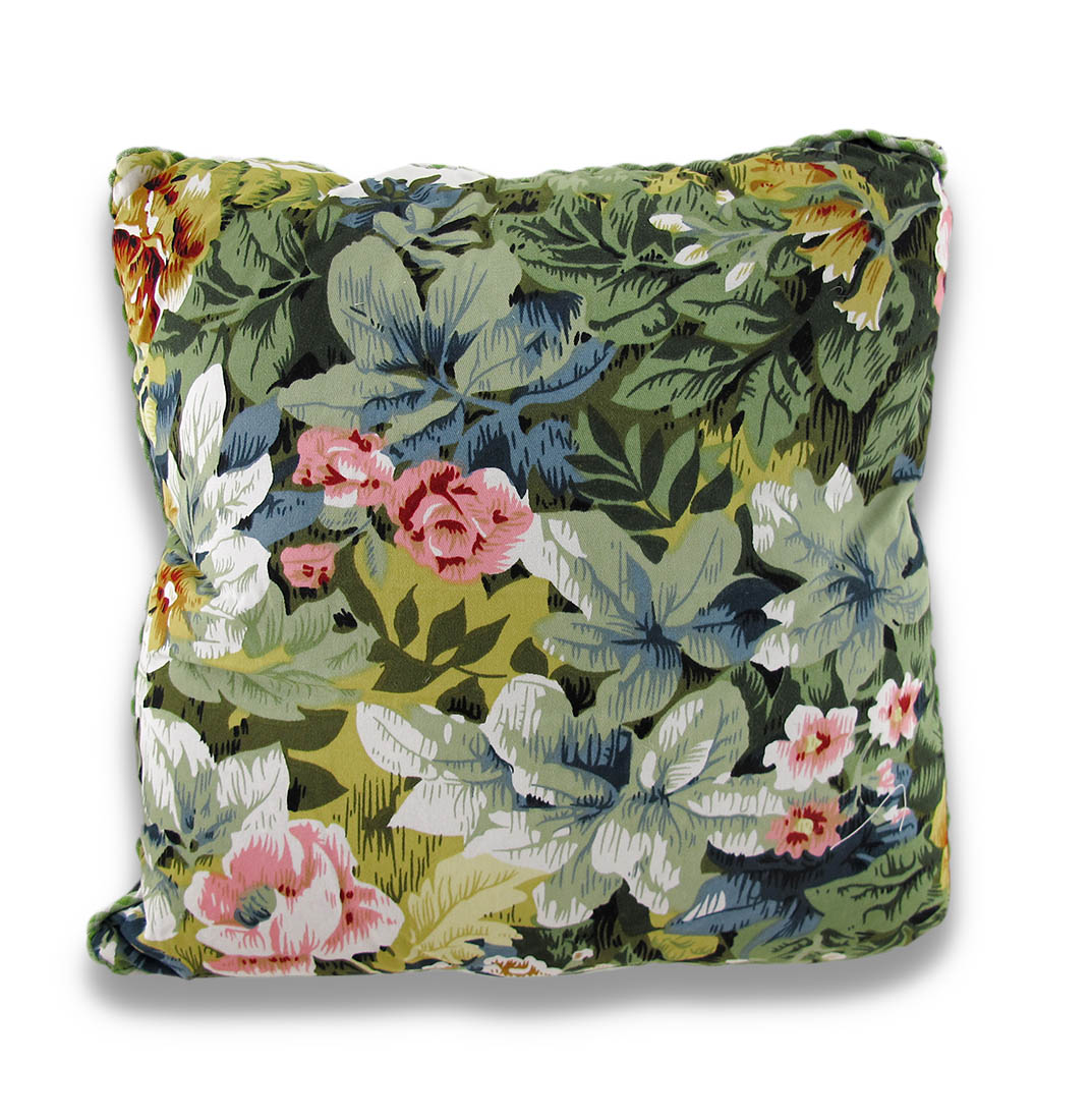 Throw Pillow Deals : Charming Embroidered Decorative Square Throw Throw Pillows - Tanga