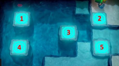 LAS Dungeon 4 Puzzle Key