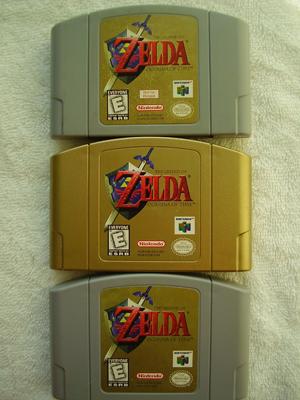 Version Differences - ZeldaSpeedRuns