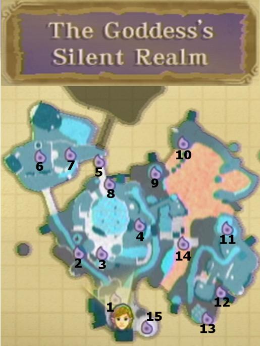 Goddess Silent Realm