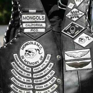MONGOLS M C