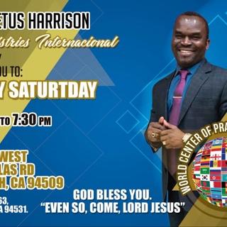 Cletus Harrison Ministries International