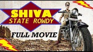 Hindi Movies 2015 Full Movie New - Shiva State Rowdy | South Indian Dubbed Hindi Full Movie 2015 New