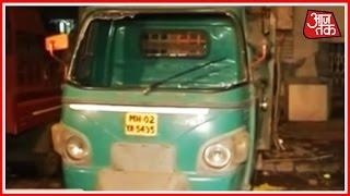 Angry Mob Vandalises Vehicles In Nagpara, Mumbai