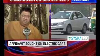 Crackdown on Old Vehicles