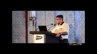 Mr. Eric Vas Talking about the Bajaj Pulsar