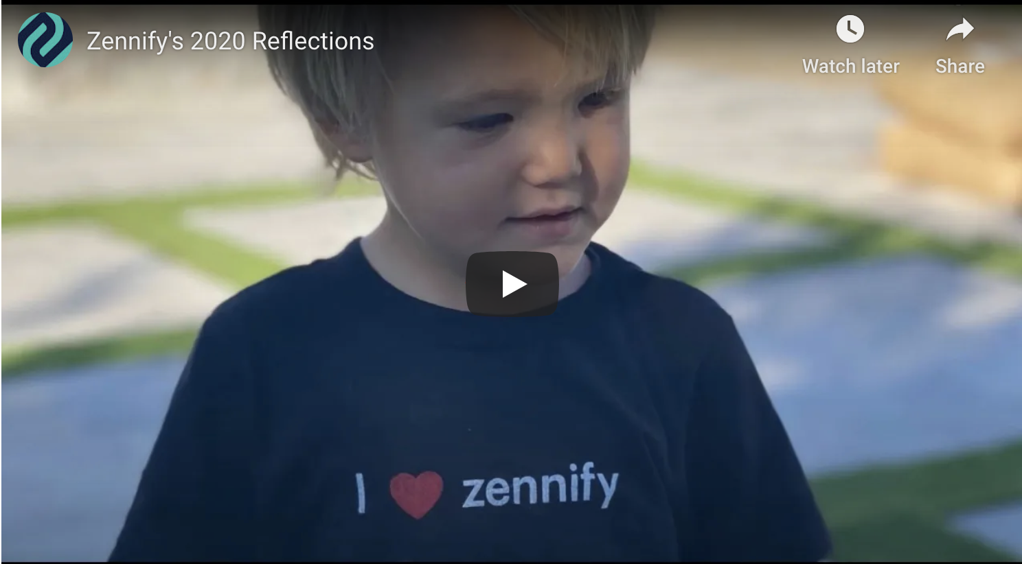 Zennify's 2020 Reflections