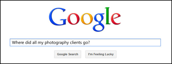 SEO for photographers means helping Google to help the people who are looking for you...