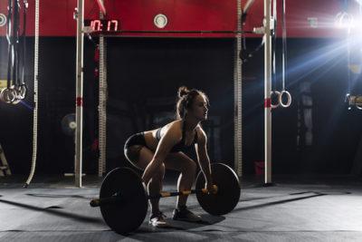 Debunking-Weightlifting-Myths-for-Women-CrossFit-Homeward