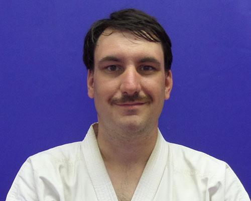 Sensei Joshua Boring