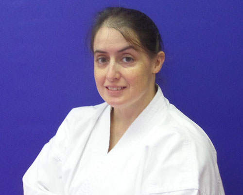 Sensei Tamara DeVoss