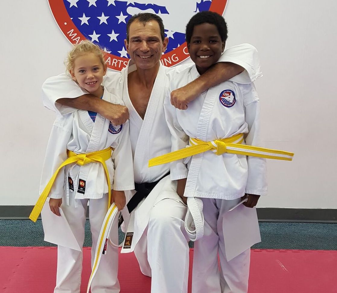 Overcome Adversity. USA Seibukan. Martial Arts in Columbus OH.