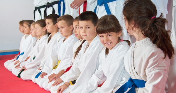 How Karate Can Prevent Bullying