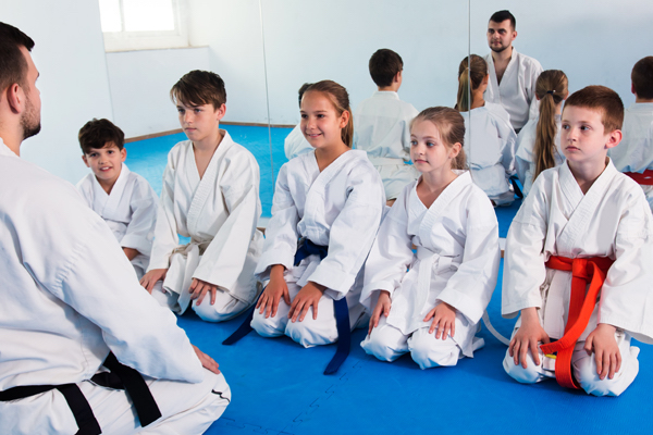 6 Reasons to Choose Karate