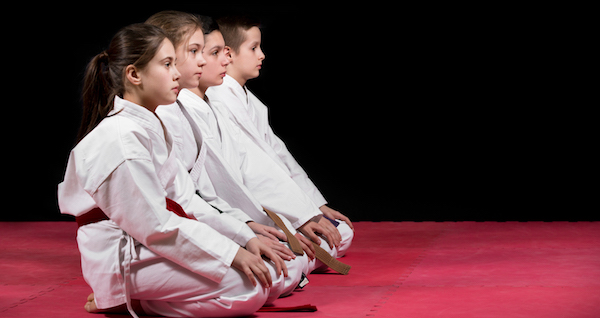 How Karate Trains More Than Just Your Body
