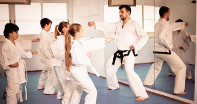 Getting-Fit-With-Karate-Karate-Families