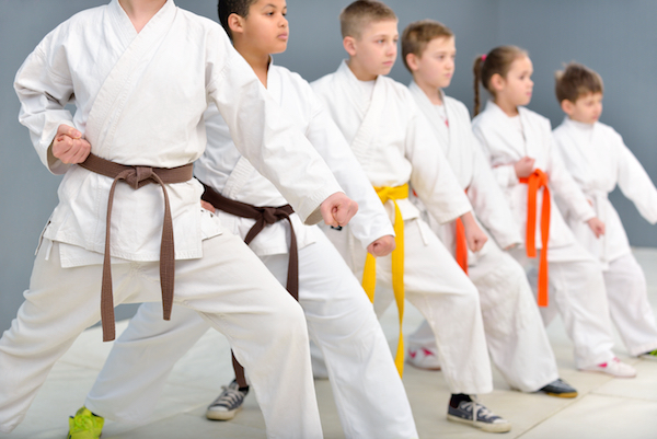 Karate: An Activity for the Whole Family!