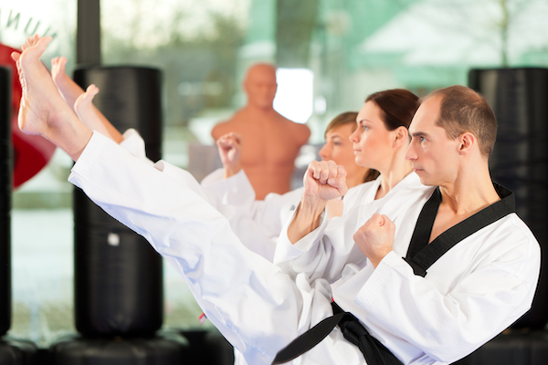 3 Ways to Build Resilience through Martial Arts Training