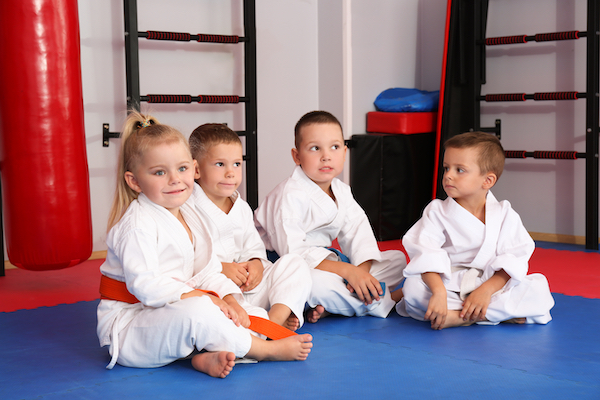 4 Social Skills Kids Develop through Martial Arts
