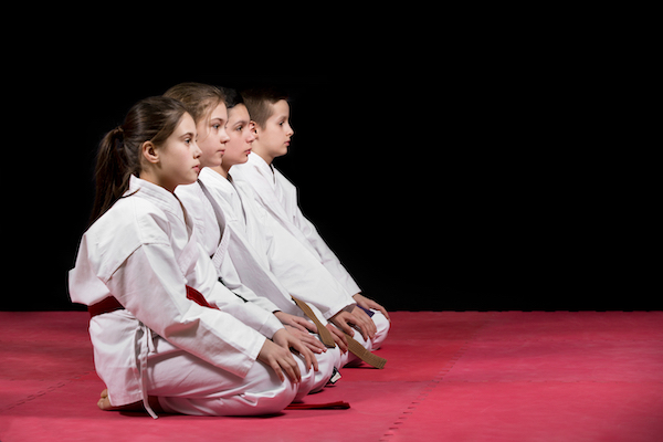 Finish What You Start – Build Discipline through Martial Arts