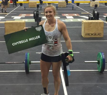 Chyrelle Miller