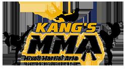 Kang's Mixed Martial Arts Logo