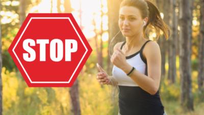 stop exercising start training