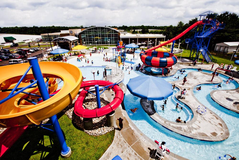 Orangeburg Aquatic Park