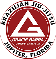 Gracie Barra Jupiter Logo