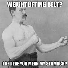 Should I invest in a weightlifting belt???