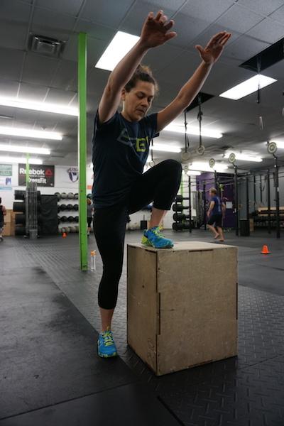 Movement Mechanics, Then Intensity