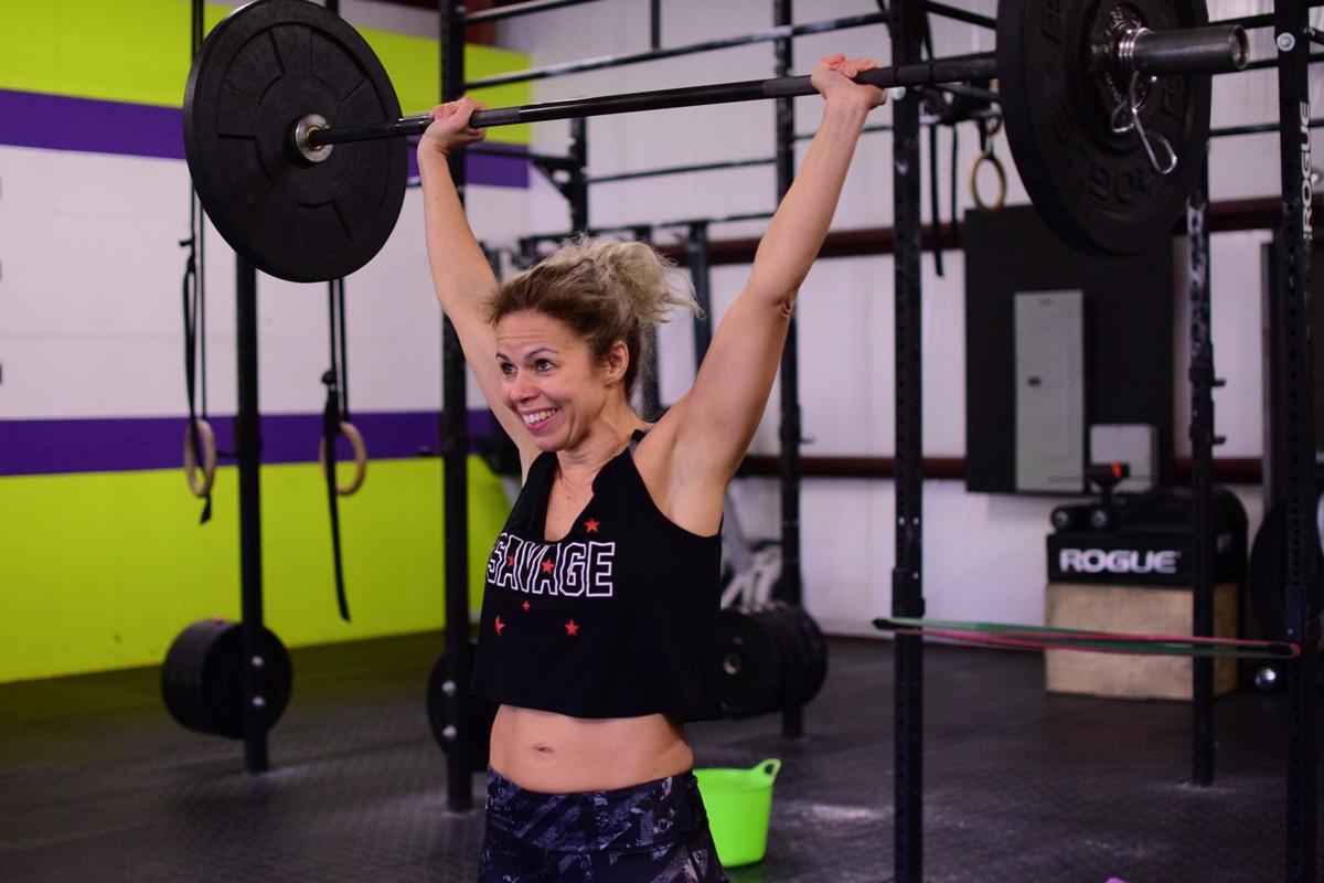 Natalie's Story: Lighter, Stronger, Healthier
