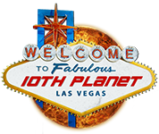 10th Planet Jiu Jitsu Las Vegas Logo