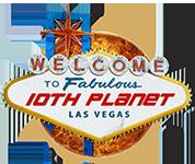 10th Planet Jiu Jitsu Las Vegas Logo