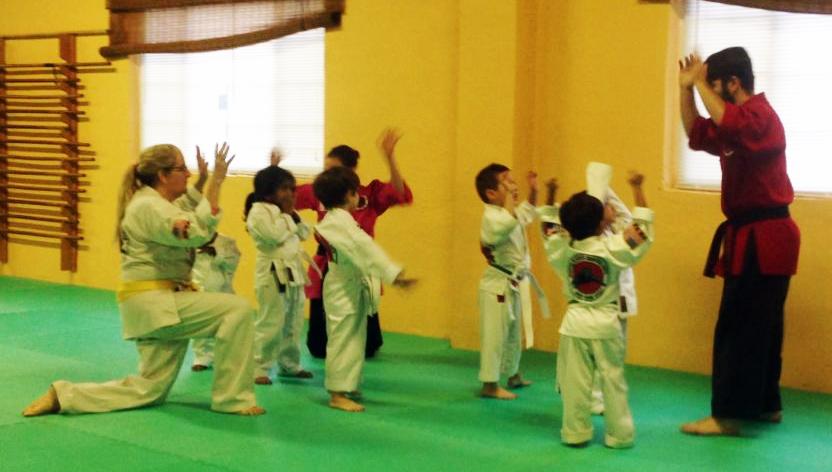 Building Self-Confidence Through Martial Arts