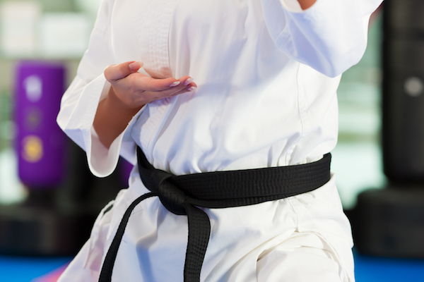 Create Martial Arts Goals that Get Results