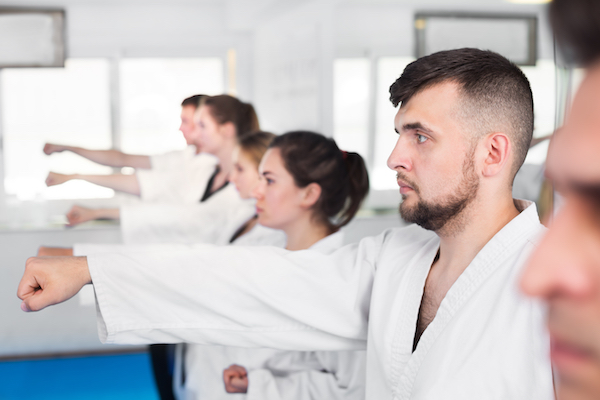 6 Positive Health Effects from Martial Arts Training